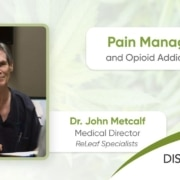 Dispense Magazine Podcast - Pain Management and Opioid Addiction Part I